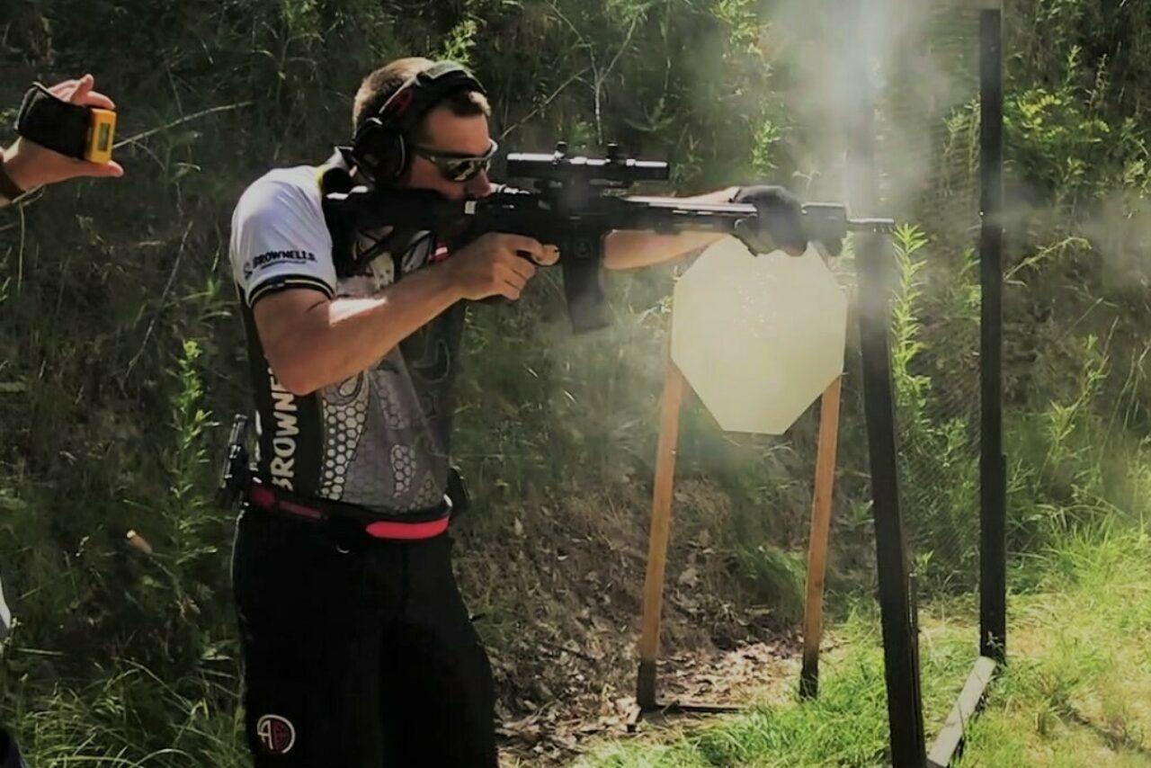 Ipsc rifle
