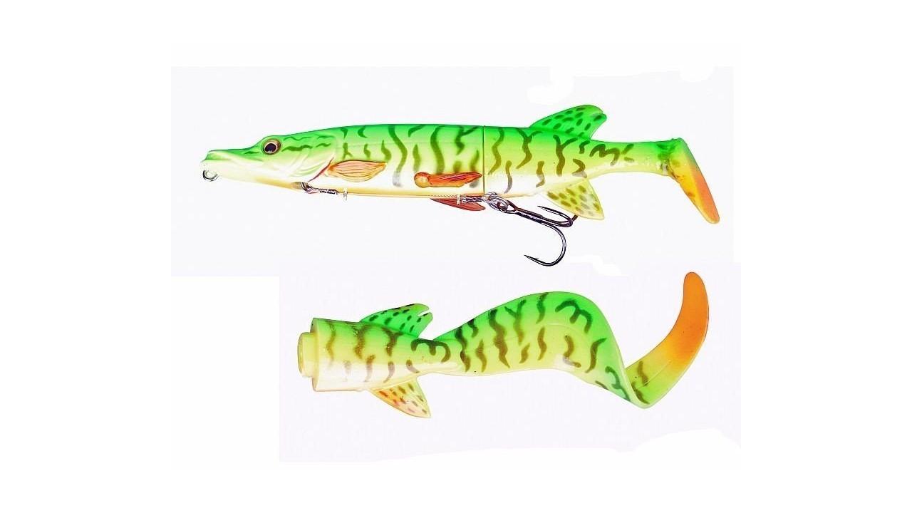 Savage Gear 3D Hybrid Pike 17cm 45g Fire Tiger