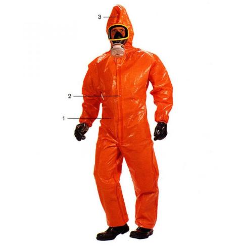 Strahlenschutzanzug PROTEC PLUS F
