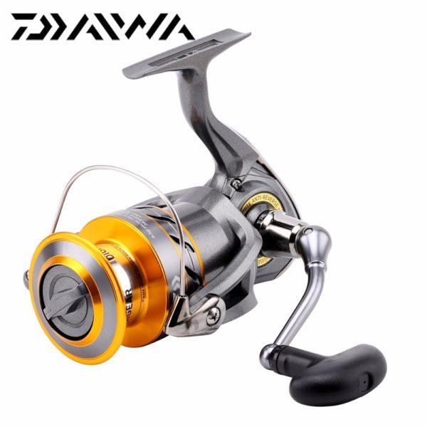2017 Original DAIWA Crossfire 2000 2500 3000 4000 Spinning Fishing Reel 5 3 1 3 BB