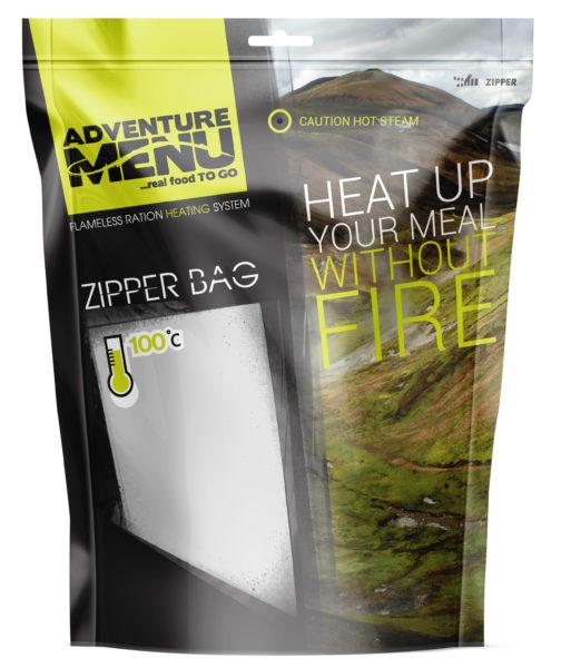 3 D Zipper bag