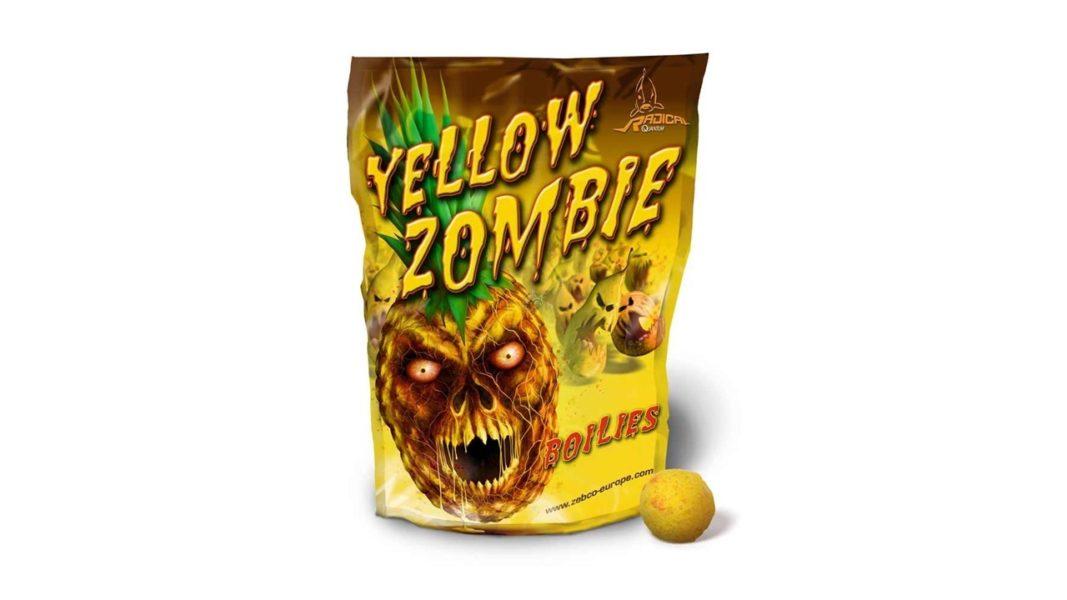 B Yellow Zombi