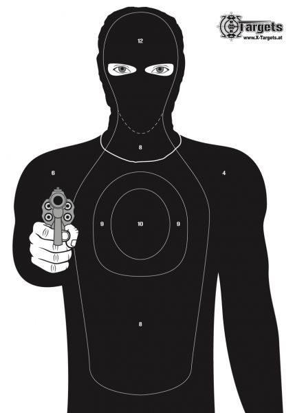 Criminal Target 50x701