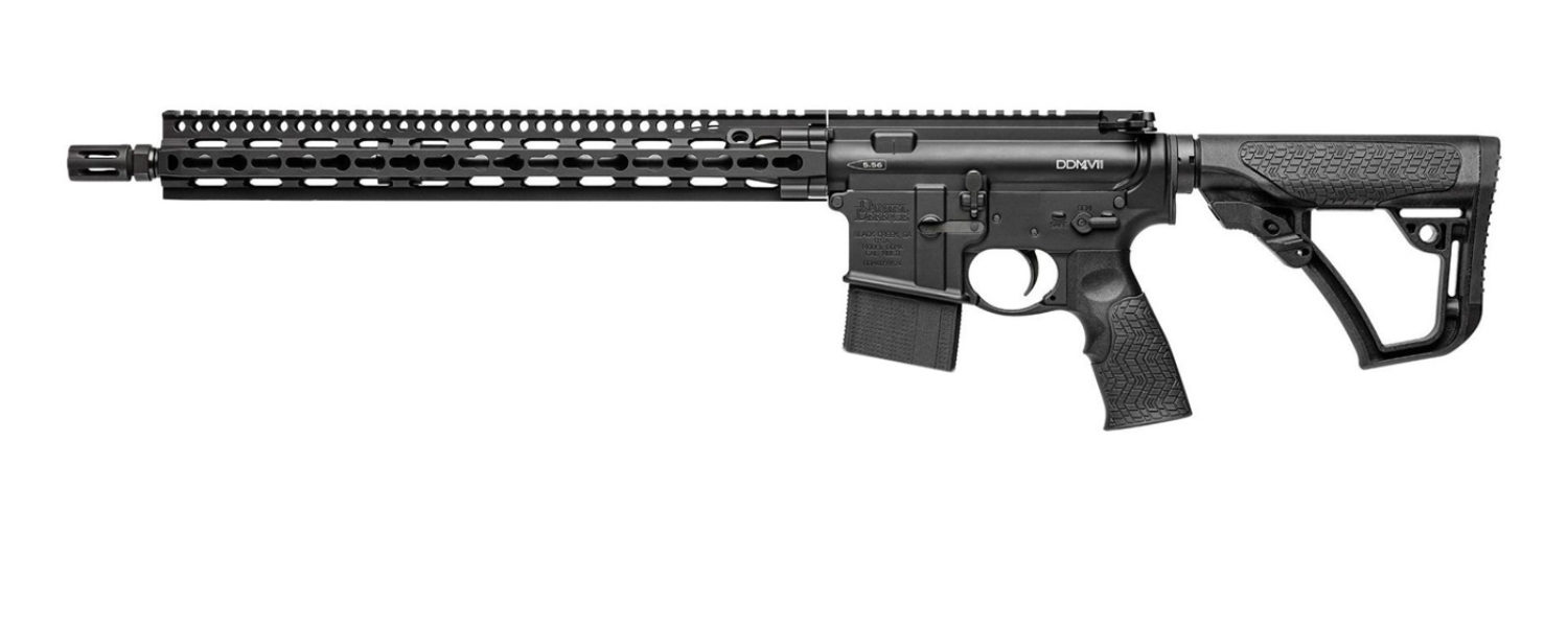 Daniel Defense DDM4 V11 LW 5 56mm 16