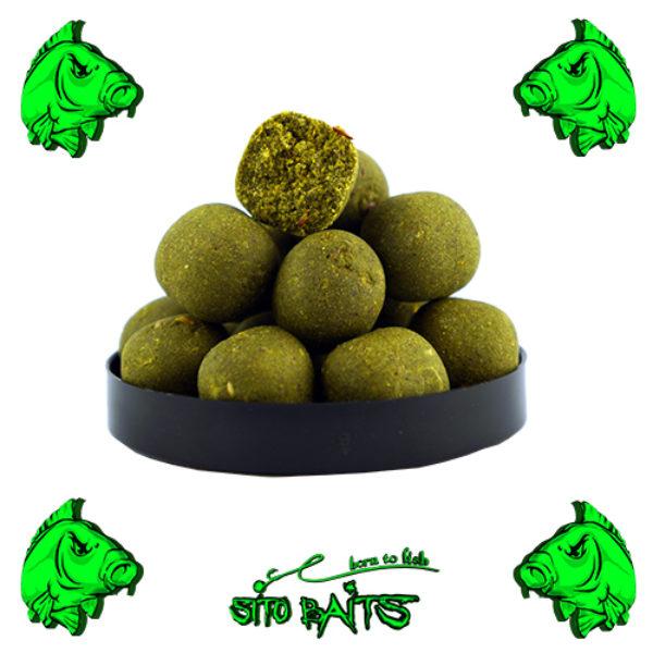 Green Hornet Premium Boilie