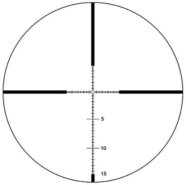 IOR MP8 reticle