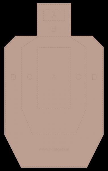 IPSC Metric Target Produktbild 01
