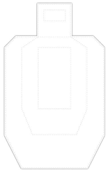 IPSC Metric Target Produktbild Back 01
