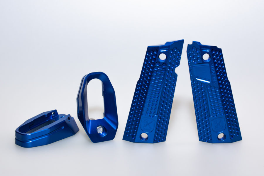 Monarch 2 1911 Set blau