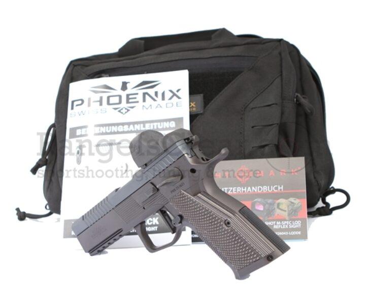 Phoenix Red Back Ultralight Sightmark Black SA 10 Copy