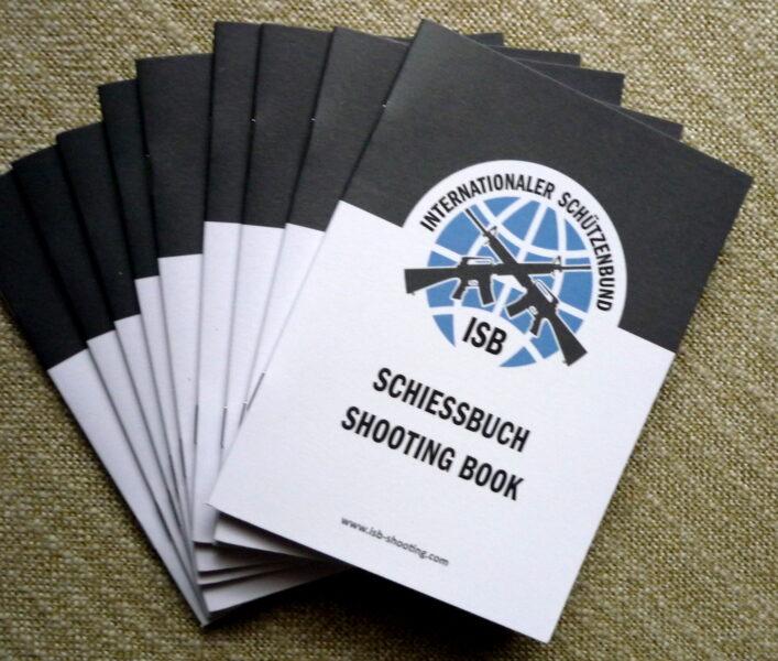 Schießbücher ISB