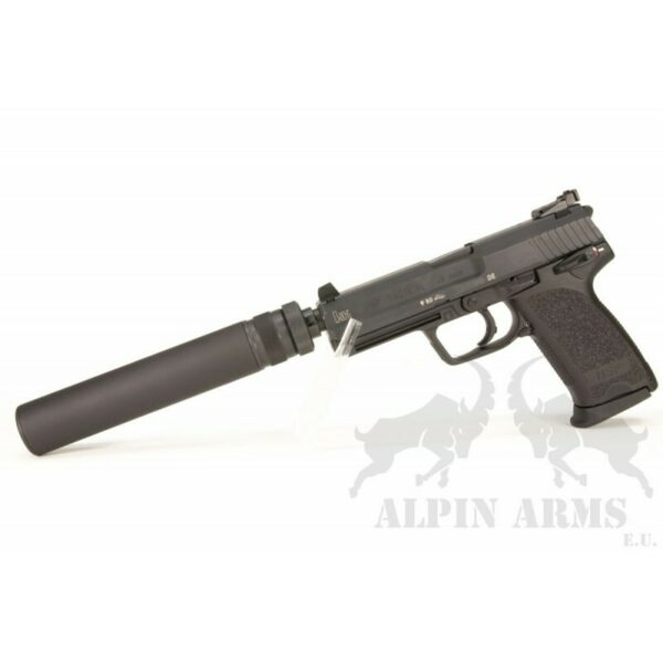 Hk usp tactical inkl schalldaempfer