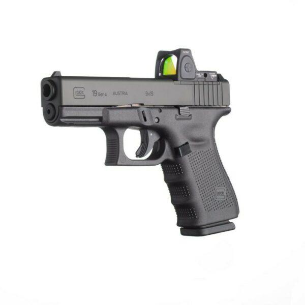 Kurzwaffen pistolen glock 19 gen4 mos