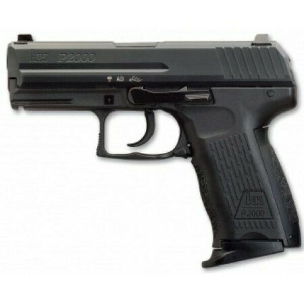 Kurzwaffen pistolen heckler koch p2000