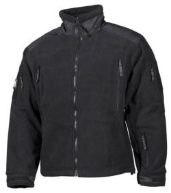 "Fleece Jacke ""Heavy Strike"""