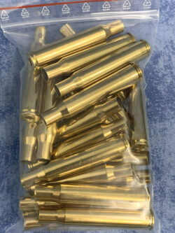 250 Hülsen 30-06 SPRG Geco, S&B, RWS, Remington, PPU