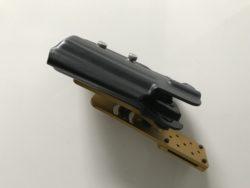 LuckyDelta BOS Hanger inkl. Bladetech Holster CZ75 Shadow SP01