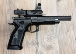 CZ 75 Tactical Sports CZECHMATE (9x19mm)