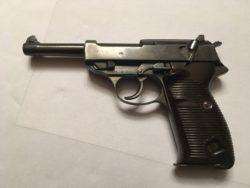 Walther P38 Tresorwaffe