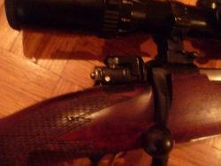 Zastava (Mauser) Repetierbüchse mit Schmidt & Bender Zielfernrohr