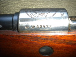 Peru Mauser
