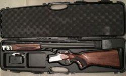 Akkar Churchill 206 Silver Select - Vorführwaffe