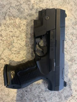 Walther P99 AS 9mm Para