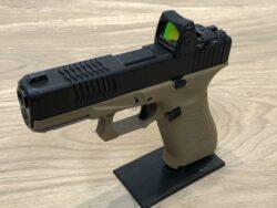 Glock 19X Custom Optics Ready inkl. Abdeckplatte