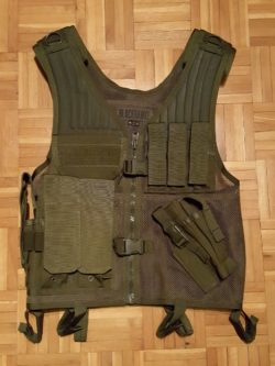 Blackhawk Omega Elite Tactical Vest (Kampfweste)