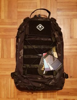 Emerson Gear Assault Tactical Backpack (MultiCam Black, MSM Adapt Pack, Rucksack)