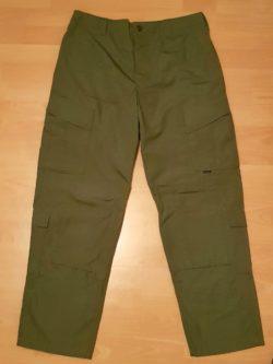 Tru-Spec TRU Tactical Pants, oliv-grün Gr. M (Einsatzhose, 5.11, Blackhawk)
