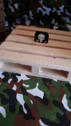 Glock Abdeckung Punisher