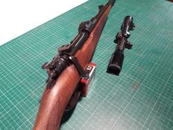 Mauser 98  Jagd