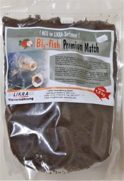 LIKRA Big-fish Premium Match - 1,5kg