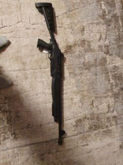 Selbstladeflinde hatsan arms escort magnum kal12