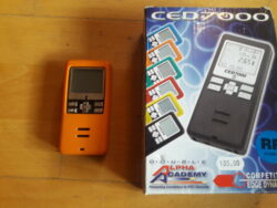 CED7000 IPSC Timer Double Alpha