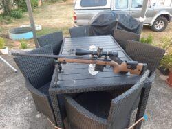 RUGER M77 HAWKEYE LONG-RANGE TARGET in 6.5 CREEDMOOR