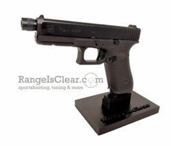Glock 17 Gen 5 / FS mit Gewindelauf M13,5x1 links