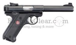 Ruger Mark IV Target Pistol blued Synthetic Grip
