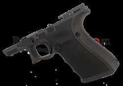 Glock Griffstück 19 Gen 4 - Verex Stippling