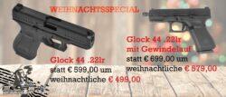 Glock 44 - WEIHNACHTSSPECIAL