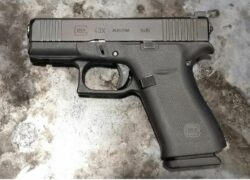 Glock 43X Cal. 9x19 TG-Shooting Edition Mit Trijicon Visierung