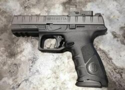 Beretta APX Optik Ready Cal 9x19 Inkl. Burris Fast Fire III Rotpunkvisier