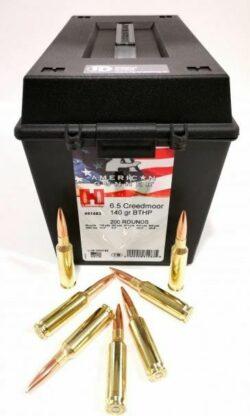 Hornady American Gunner 6,5 Creedmoor 140gr BTHP 200Stk.
