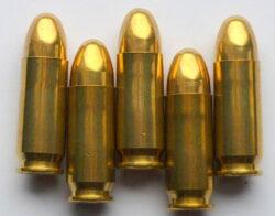 9mm Steyr Patronen, 9x23 mm