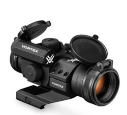Vortex SF-BR-504 Strike Fire II Red Dot 4 MOA Bright Red Dot Sight, LED Upgrade