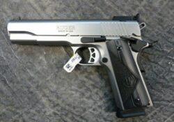 Ruger SR 1911 SST Target
