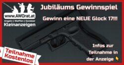 AWOrat.at Jubiläums Gewinnspiel - Teilnahme möglich bis zum 30.09.21!!!
