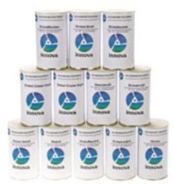 Sicherheitsvorrat Einzelgerichte - Grundnahrungsmittelpaket (Vollmilchpulver/Eipulver/Butterpulver)