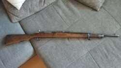 Mauser K98 La Coruna 8x57 IS (Sammler- bzw. Ersatzteillager?)